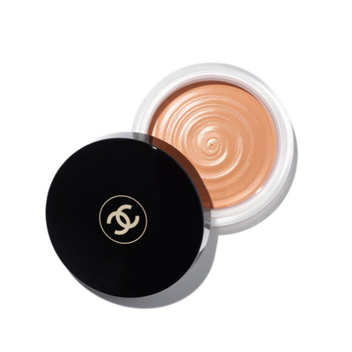 best-self-tanners-chanel-temporary-bronzing-cream
