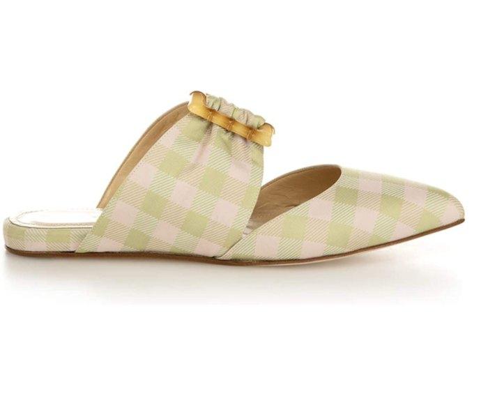 gingham-sandal