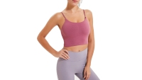 Lemedy Padded Sports Bra Tank Top