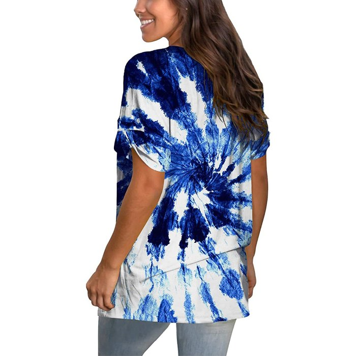 NSQTBA Tie-Dye T-Shirt