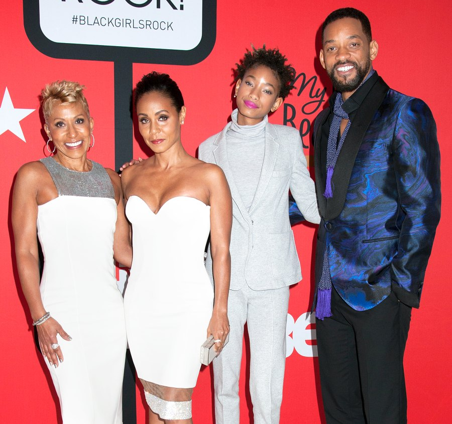 Everything Will Smith Jada Pinkett Smith Have Said About Marriage