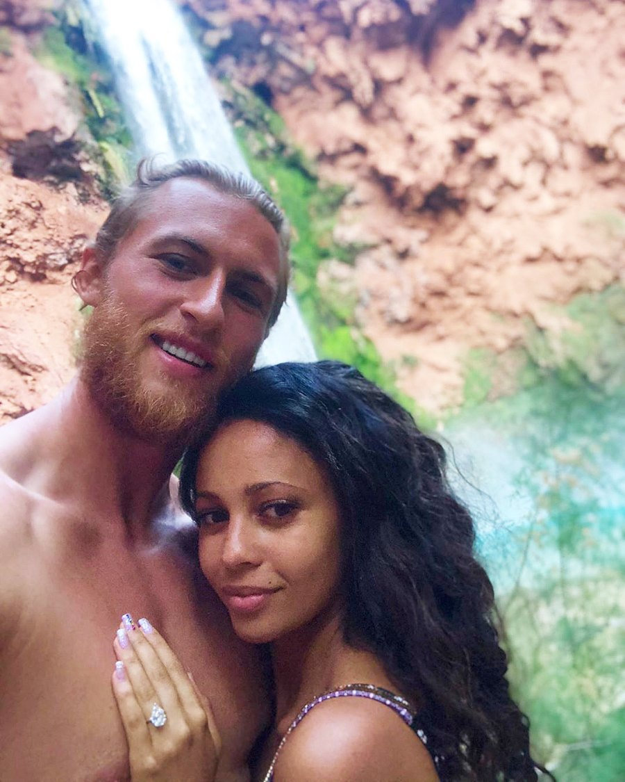 Vanessa Morgan and Michael Kopech Engaged Vanessa Morgan and Michael Kopech Whirlwind Timeline