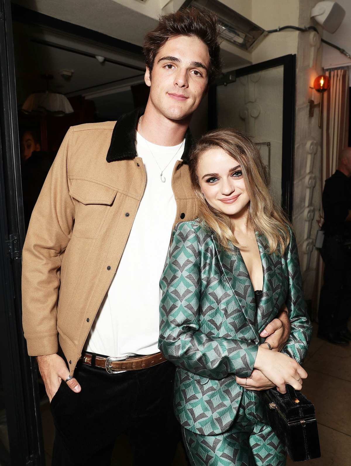 Joey King And Jacob Elordi The Way They Were Because this girl's just getting started. joey king and jacob elordi the way