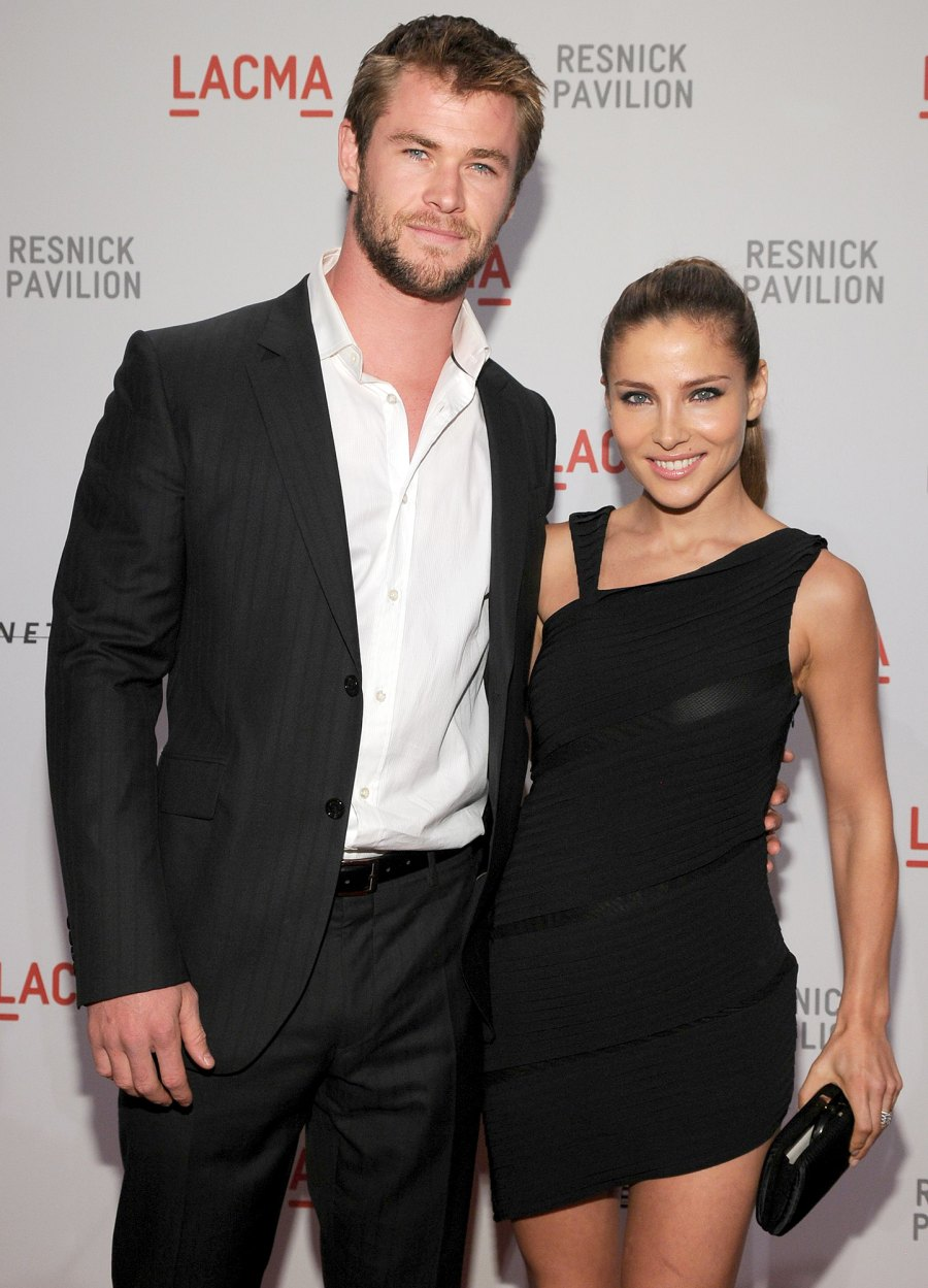 1 Introduced in 2010 and went public that September Chris Hemsworth and Elsa Pataky