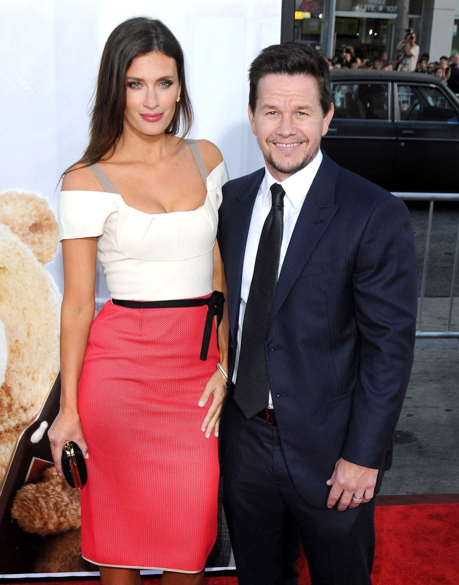 2012 Mark Wahlberg and Rhea Durham Relationship Timeline