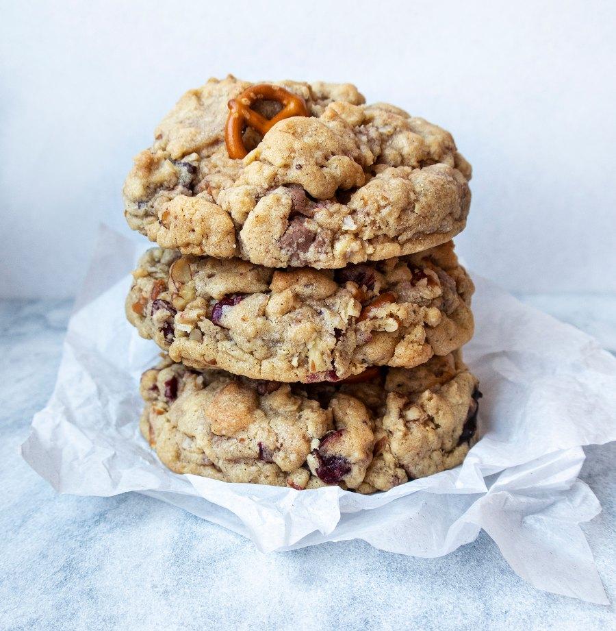 4 Everything Cookies Tiffani Thiessen recipe