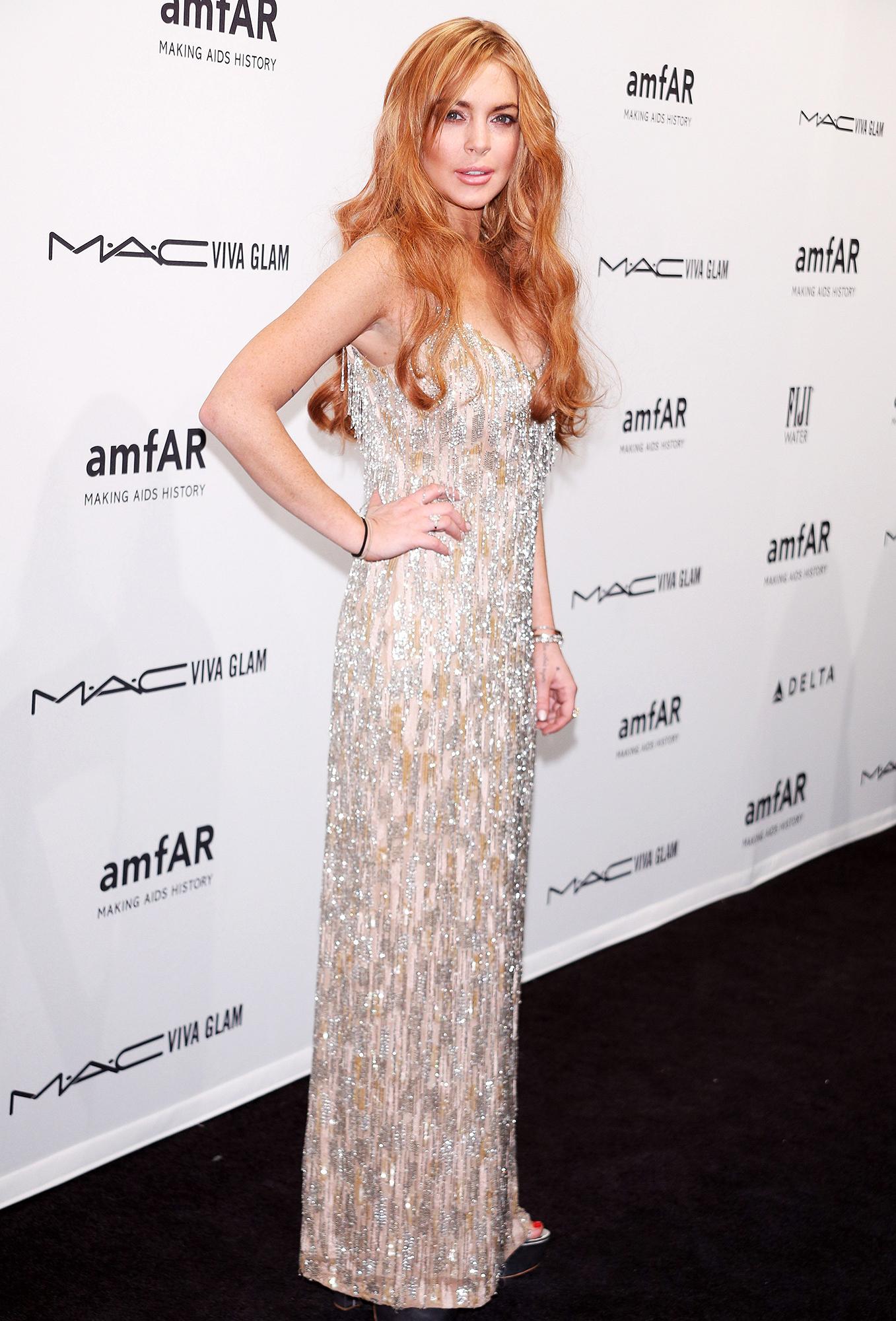 Lindsay Lohan Recent
