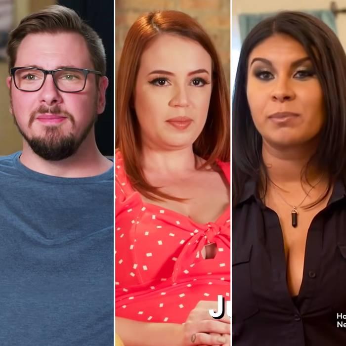 90 Day Fiance Colt Johnson Reacts to Jess Caroline Jealousy and Rage Over Vanessa Guerra Friendship