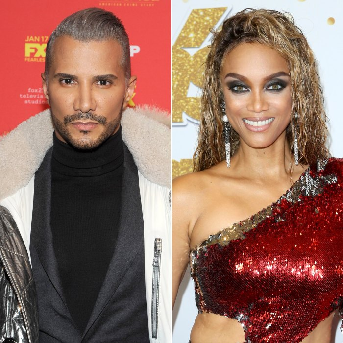 'America's Next Top Model' Alum Jay Manuel Would Love to Compete on 'DWTS' With Host Tyra Banks