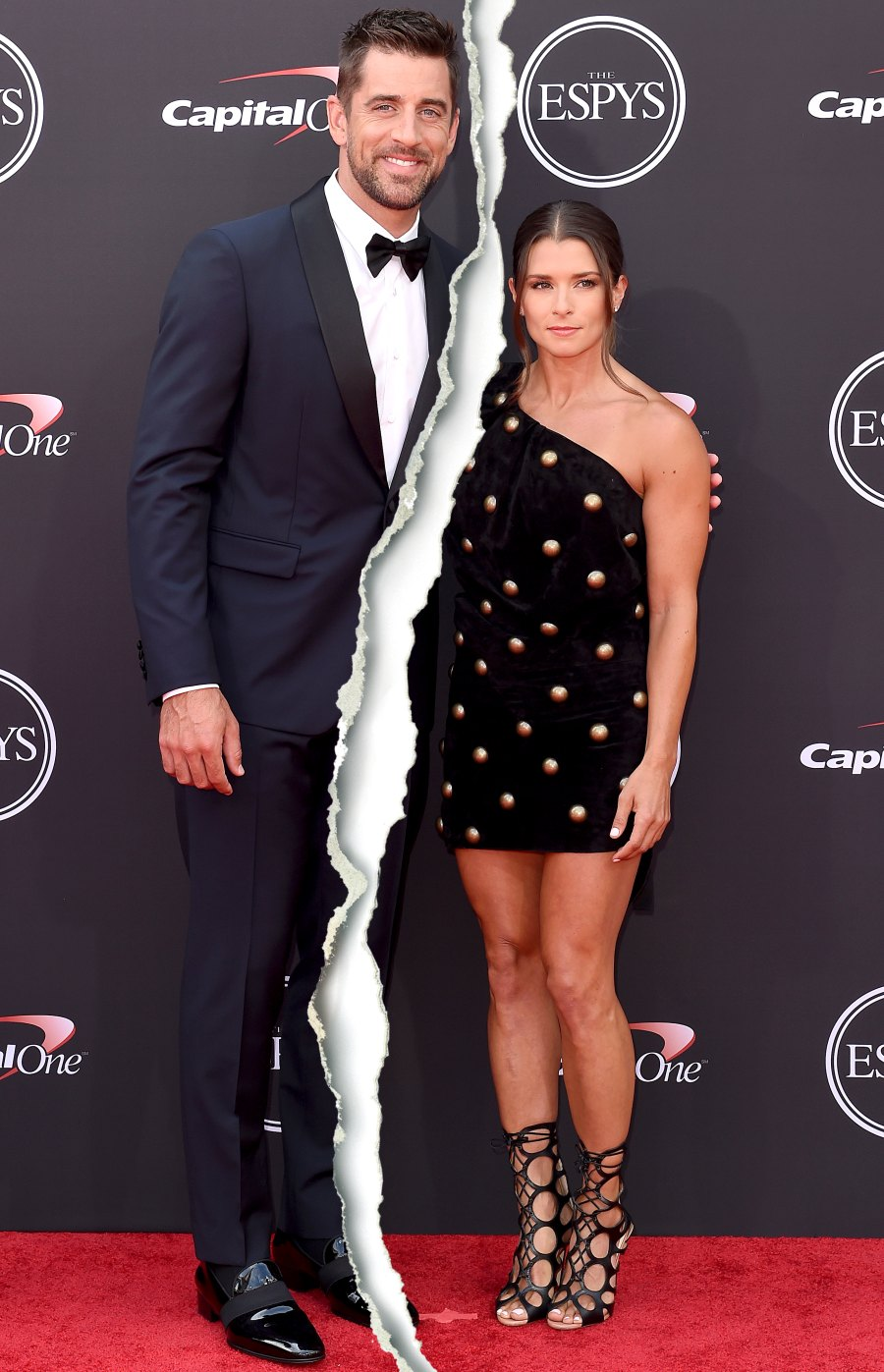 Aaron Rodgers Danica Patrick Split After 2 Years Together
