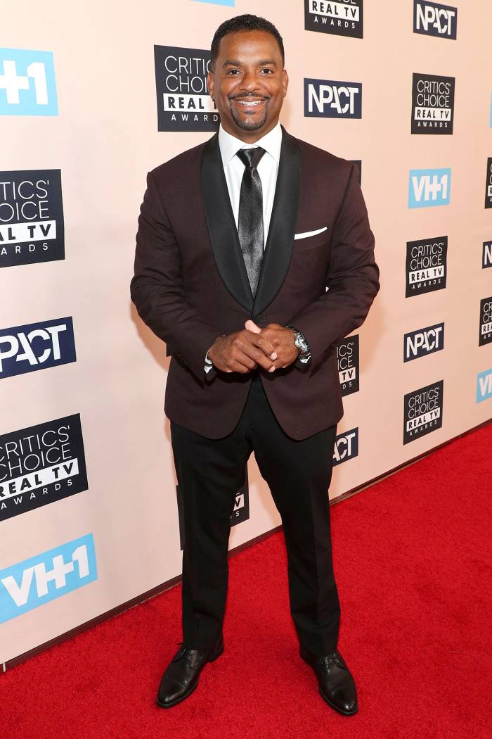 Alfonso Ribeiro Gets Real About Kitchen Disaster