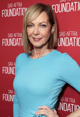 Allison Janney Debuts a Chic Gray Bob and We're Obsessed