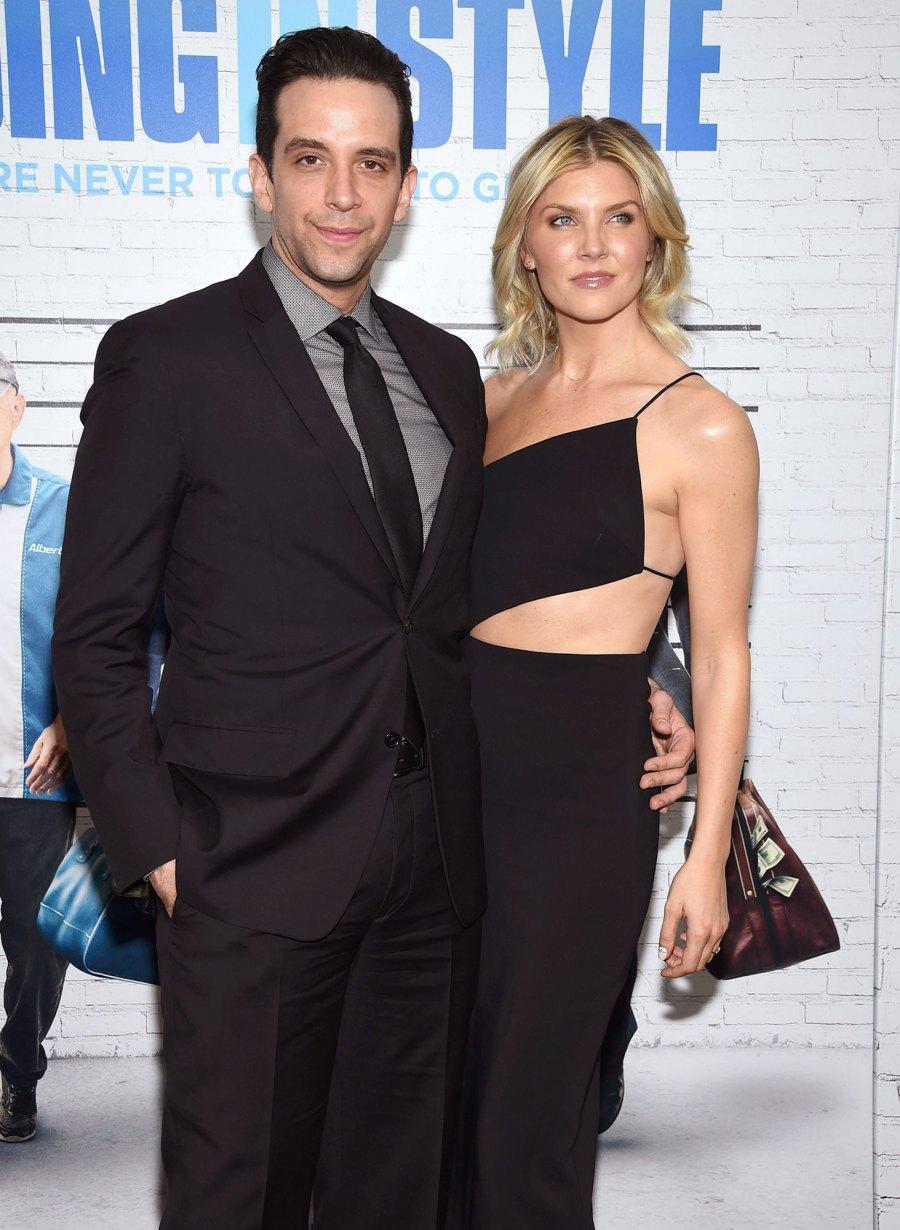Amanda Kloots Stars React to Broadway Star Nick Cordero Tragic Coronavirus Death