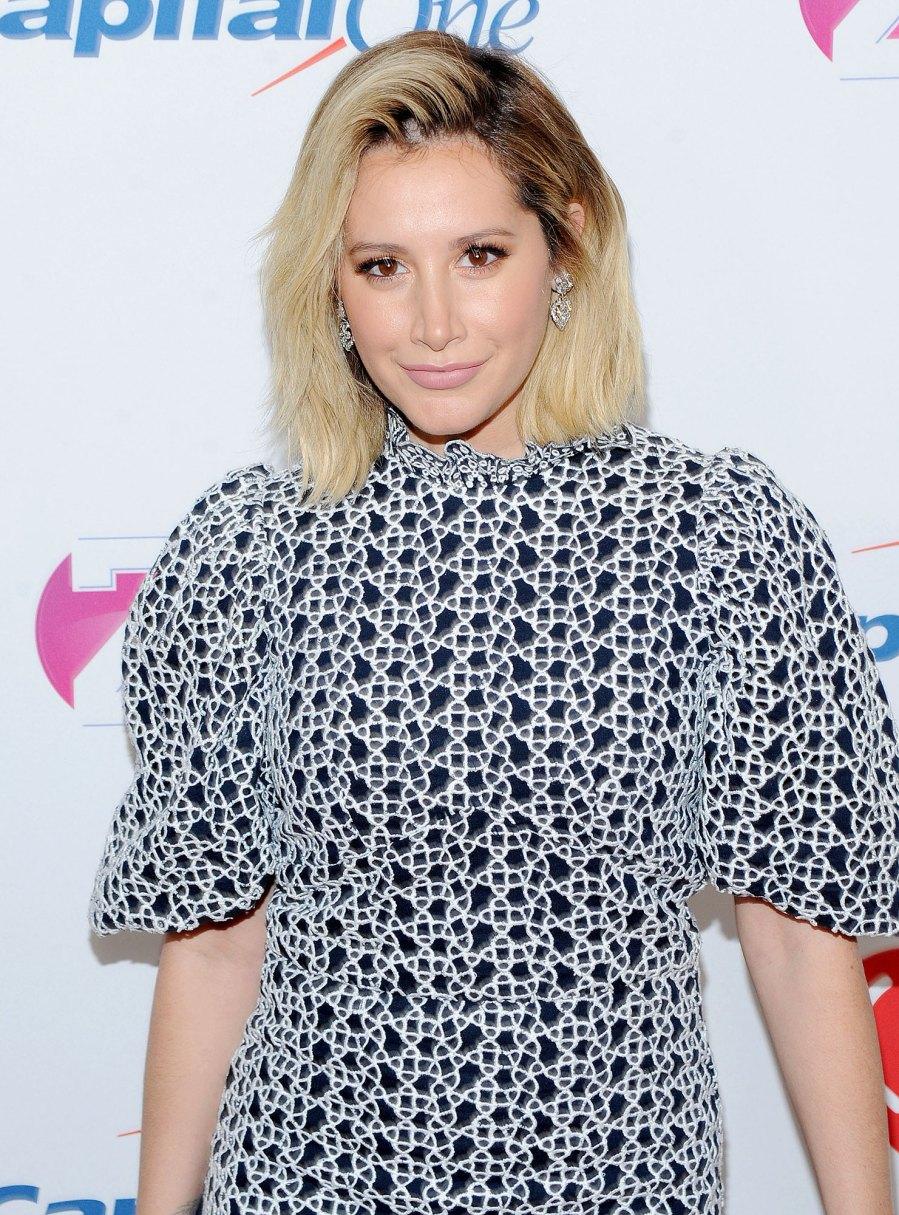 Ashley Tisdale Stars React to Broadway Star Nick Cordero Tragic Coronavirus Death