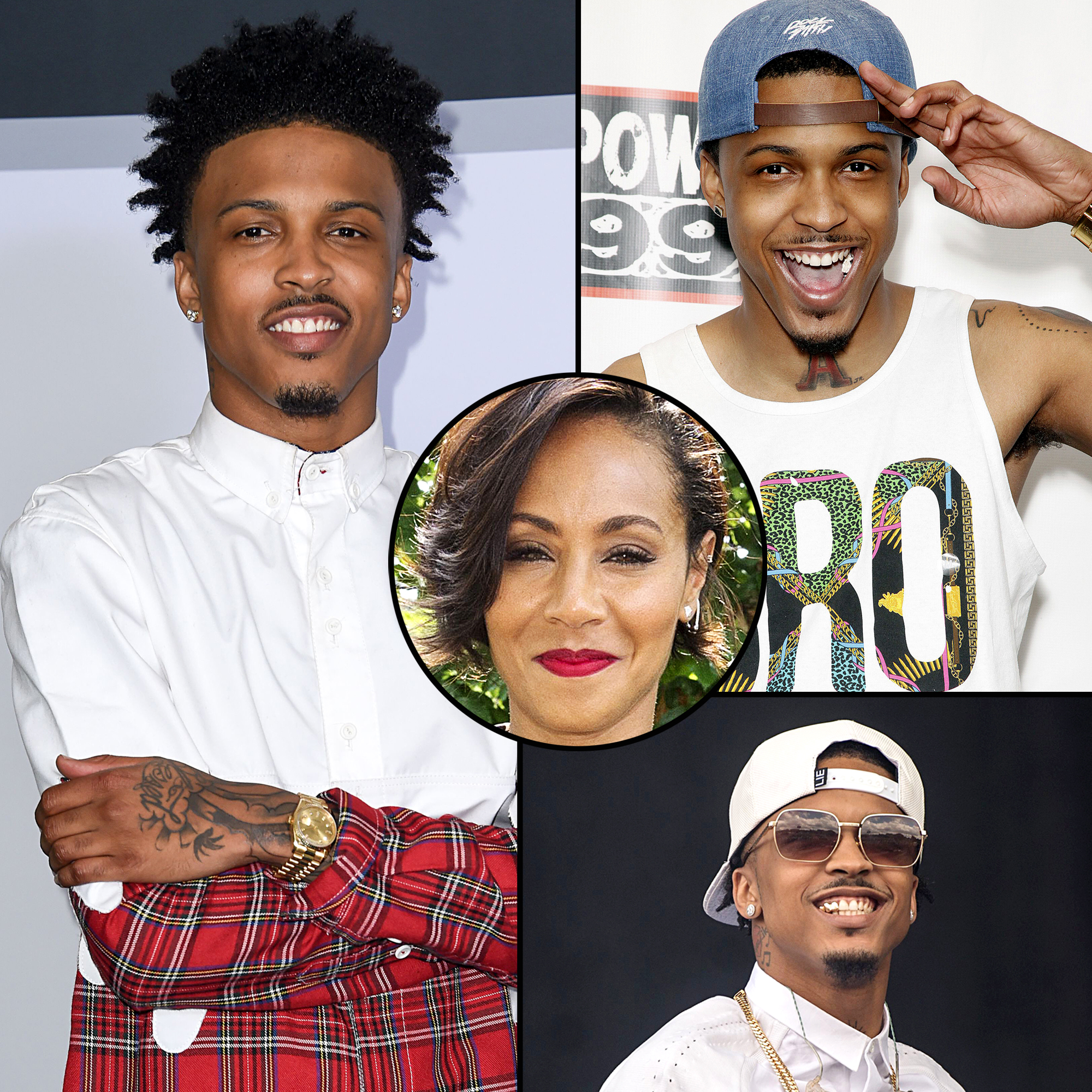 August Alsina 5 Things To Know About Jada Pinkett Smith S Ex