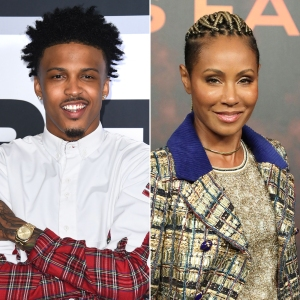 August Alsina Hasn't Watched Jada Pinkett Smith's 'Red Table Talk' But Says Smiths Are His 'Family'