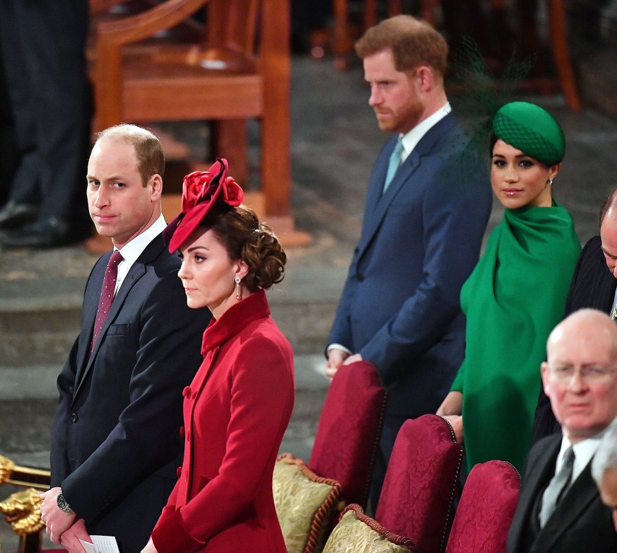 Awkward Prince William Catherine Duchess of Cambridge kate Finding Freedom Book Revelations About Prince Harry Meghan Markle