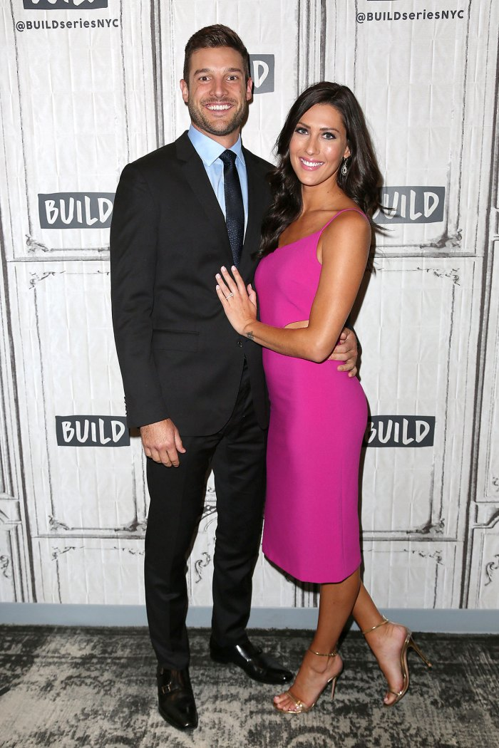 Becca Kufrin Sends Garrett Yrigoyen Love After They Spend 4th of July Apart