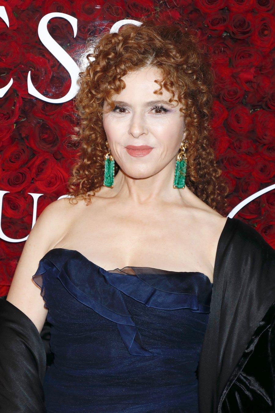 Bernadette Peters Stars React to Broadway Star Nick Cordero Tragic Coronavirus Death