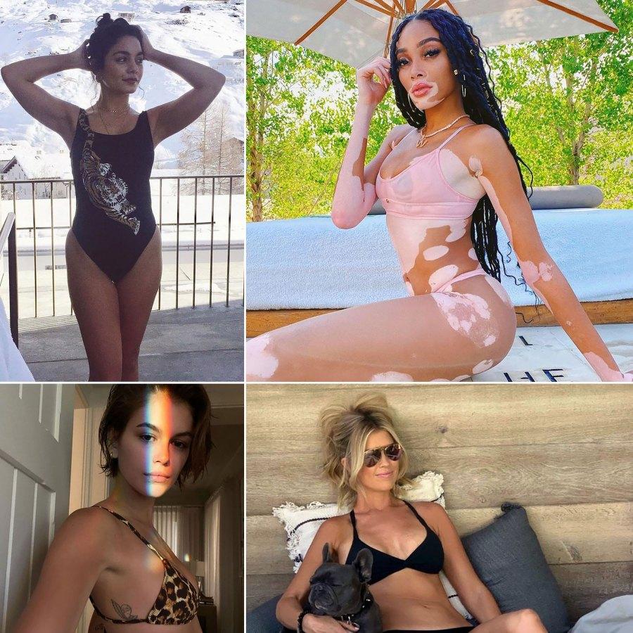 Best Celebrity Bikinis 2020