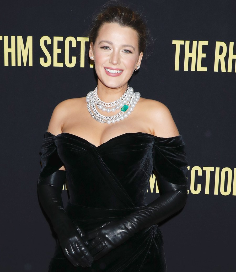 Blake Lively responds to Folklore