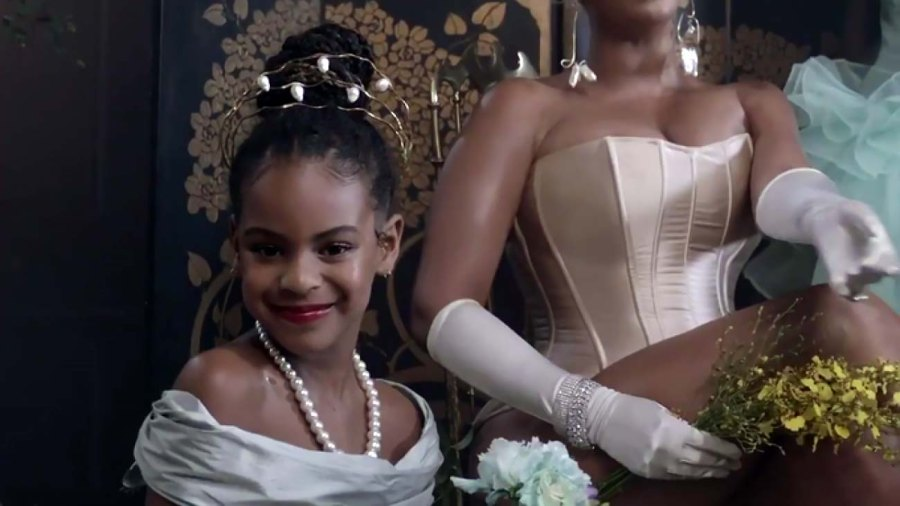 Blue Ivy Looks All Grown Up in Beyonce's 'Black Is King' Trailer