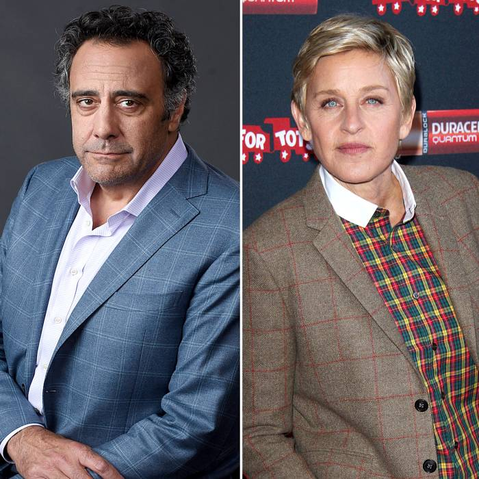 Brad Garrett Says Ellen DeGeneres Mistreatment People Is Common Knowledge
