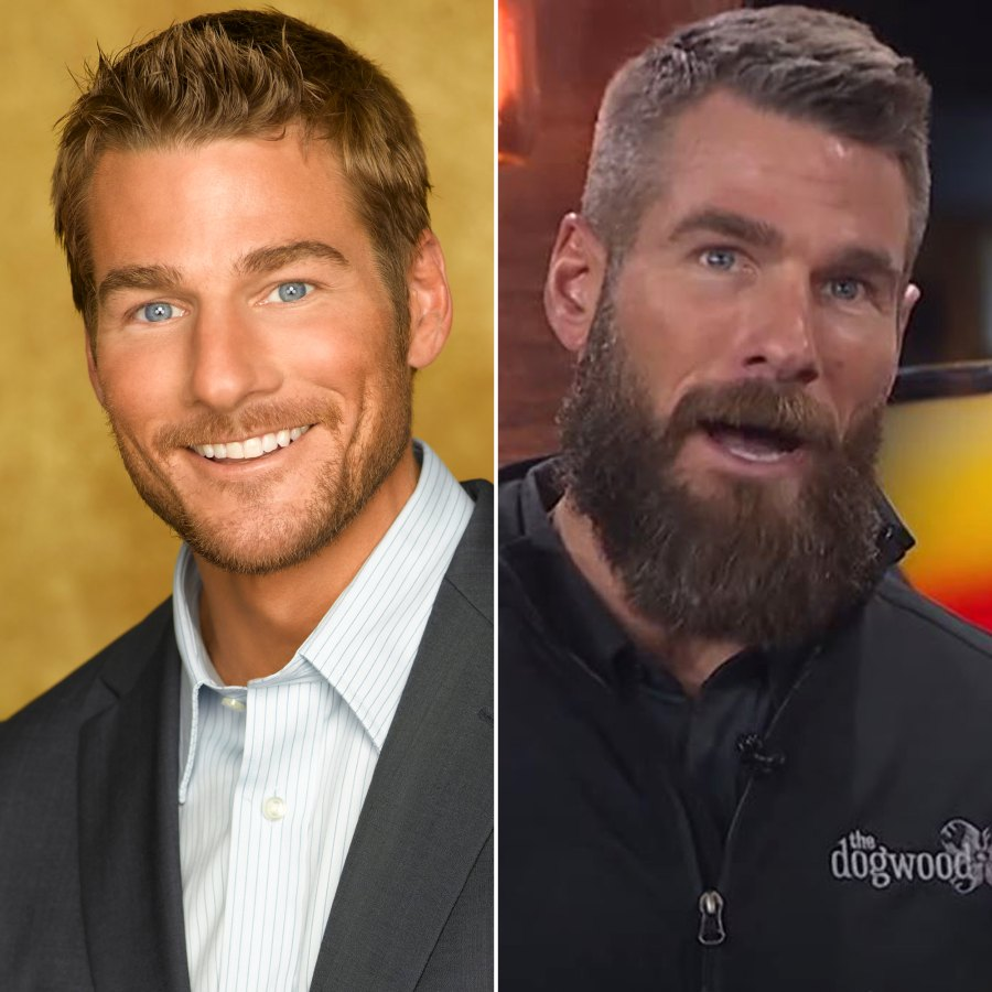 Brad Womack's Seasons of 'The Bachelor': Where Are They Now?