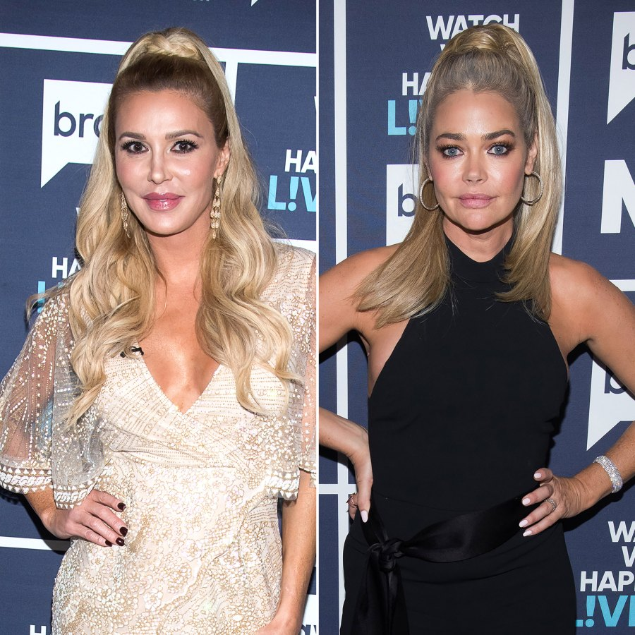 Brandi Glanville Answers Burning RHOBH Questions About Denise Richards