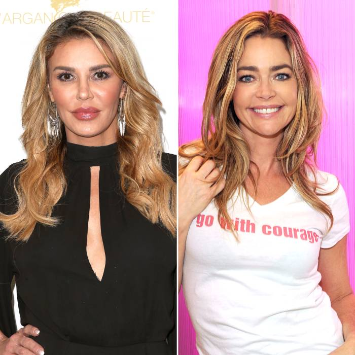 Brandi Glanville Details Alleged Hookup With Denise Richards, Gets Emotional About Being a 'Cheater'