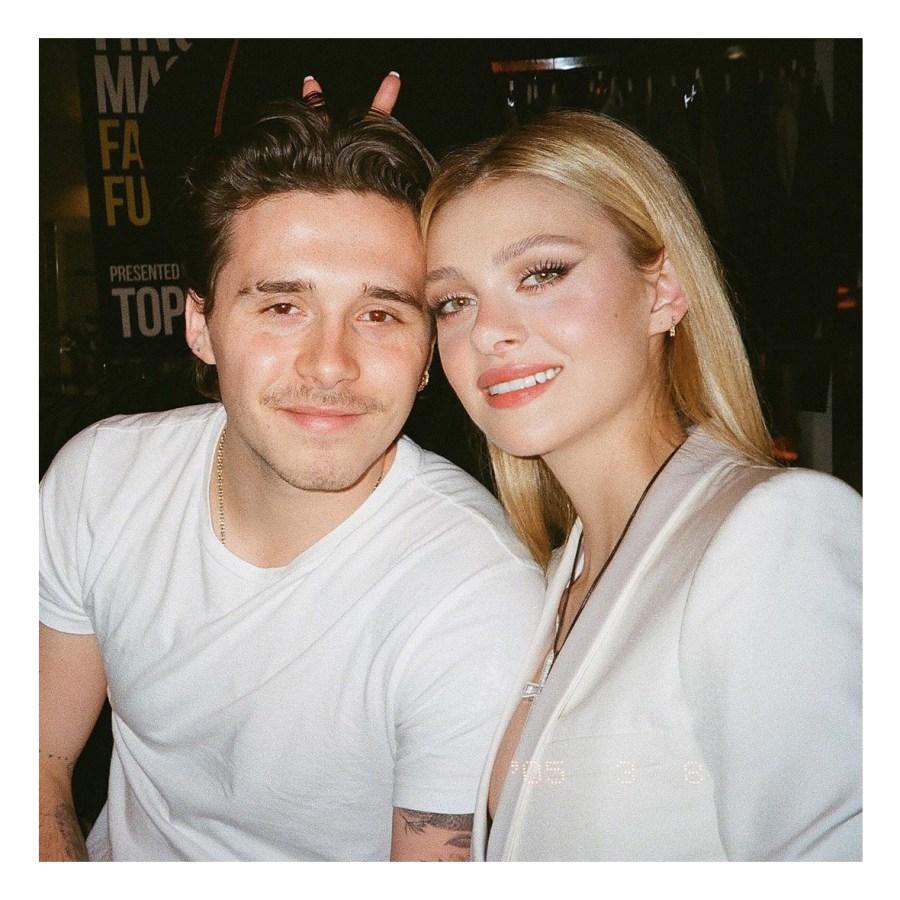 Brooklyn Beckham Is Engaged to Nicola Peltz Instagram