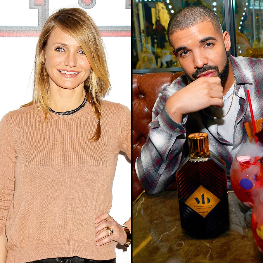 Cameron Diaz Drake and More Stars With Successful Alcohol Brands