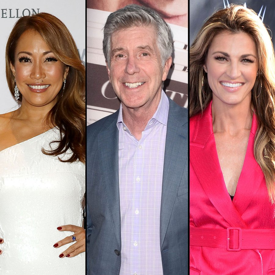 Carrie Ann Inaba Heart Breaks for DWTS Hosts Tom Bergeron and Erin Andrews After Being Replaced