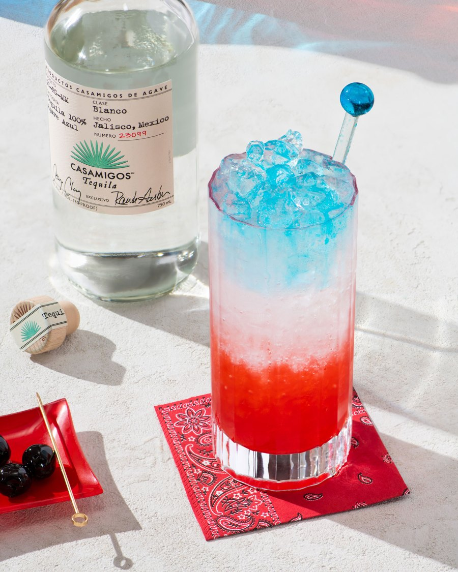 Casa Red, White & Blue Celebrity-Approved Summer Cocktail Recipes
