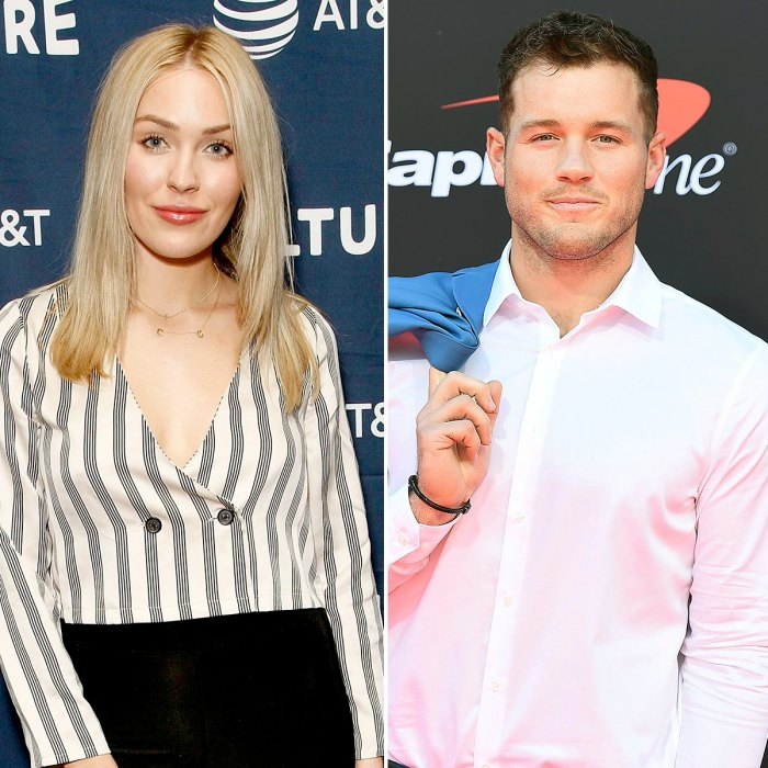 Cassie Randolph Colton Underwood Is Trying to Monetize Our Split
