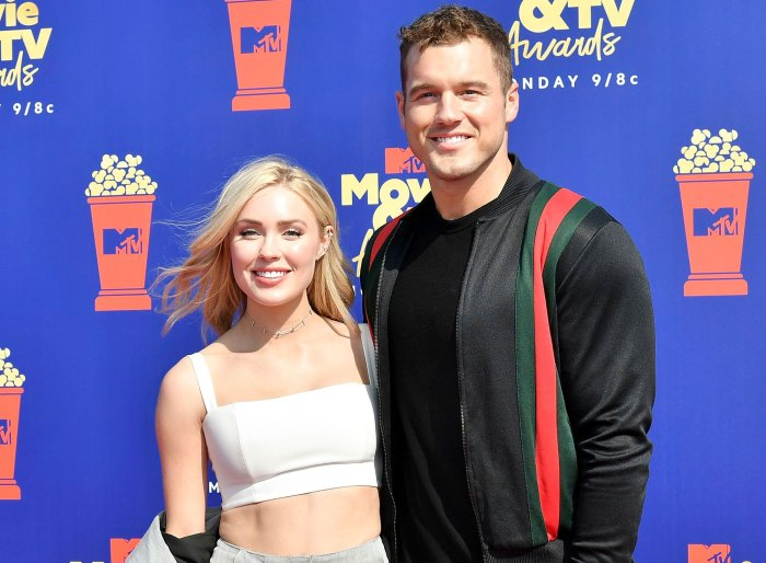 Cassie Randolph and Colton Underwood Irritated Bachelor Editing