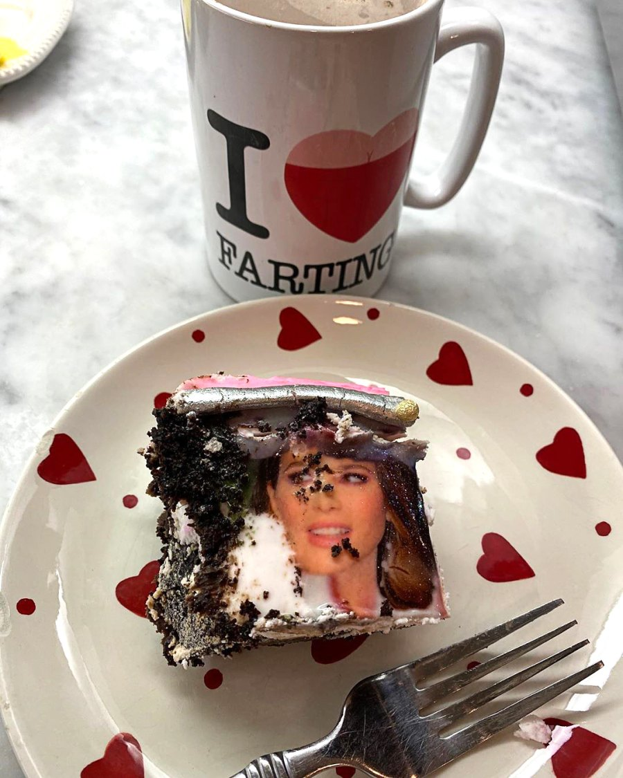 Celebrities Eating Cake: See Sofia Vergara, Eva Mendes and More Chowing Down