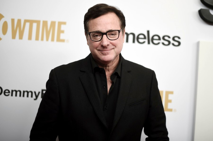 Bob Saget Celebrities React to Kanye Wests Run for President