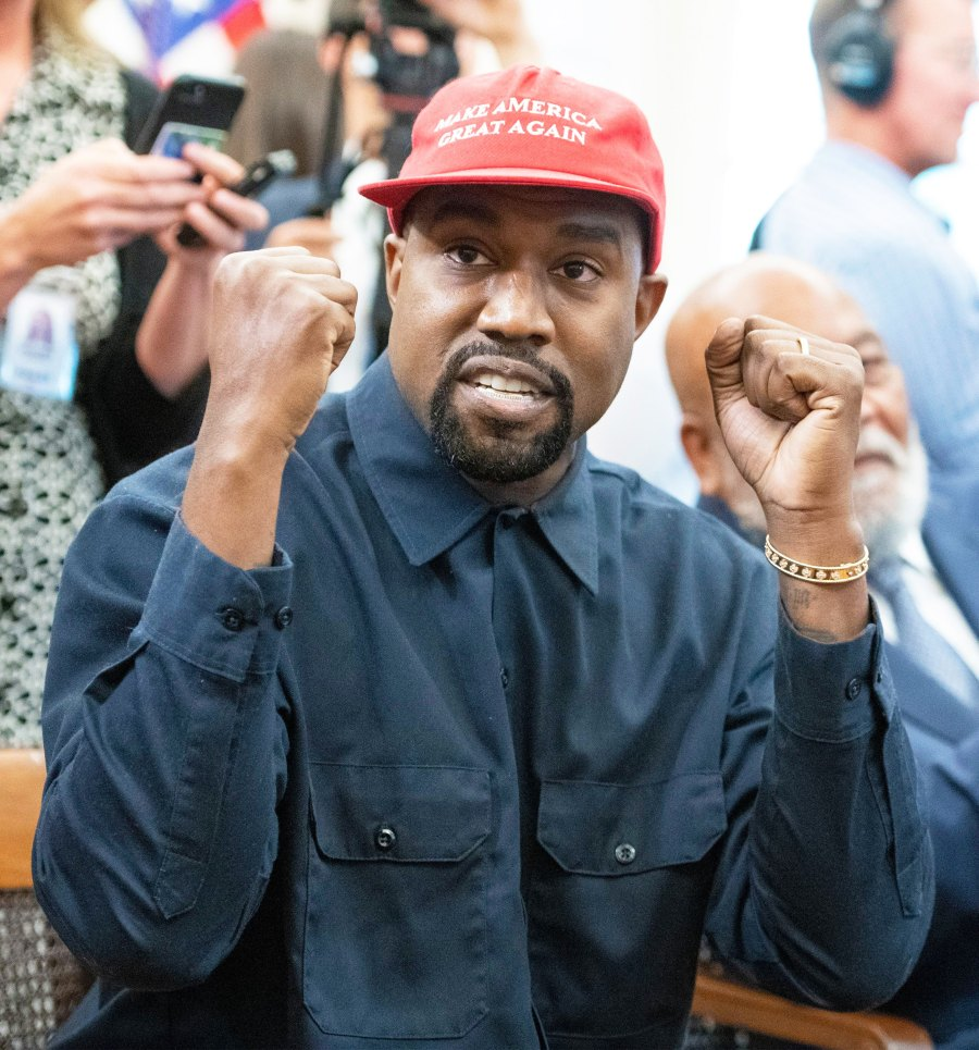 Celebrities React to Kanye Wests Run for President