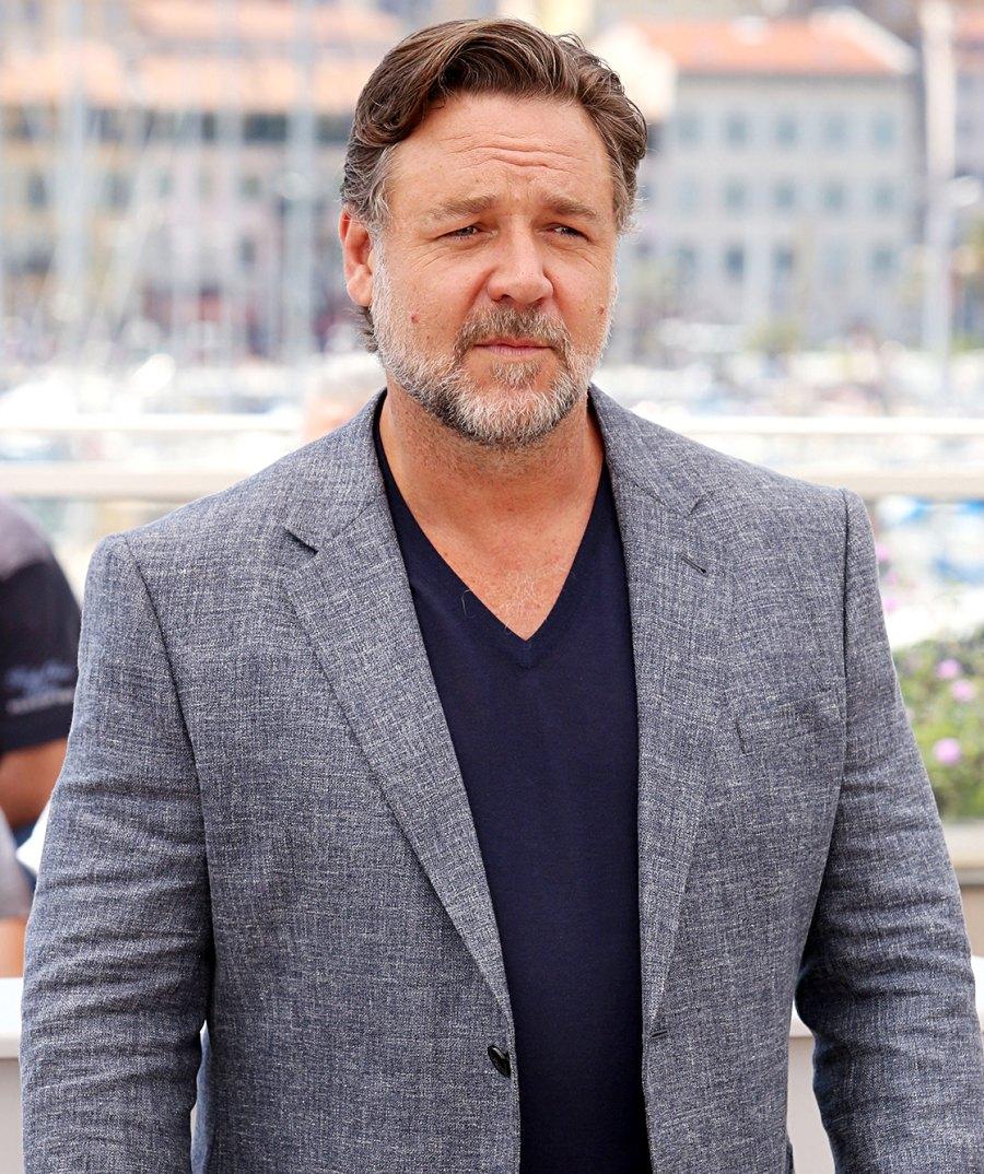 Russell Crowe Celebrities Who Believe In Aliens