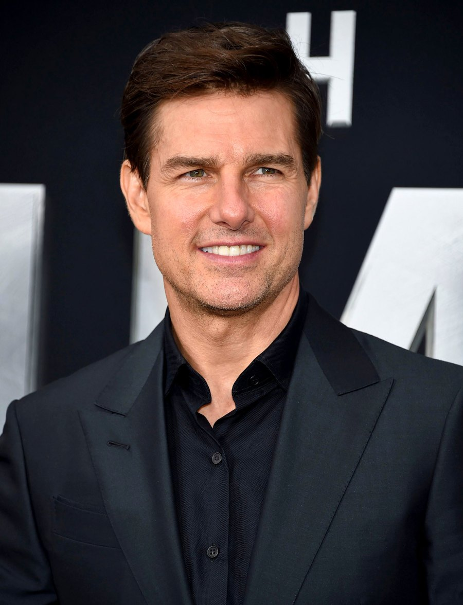 Tom Cruise Celebrities Who Believe In Aliens