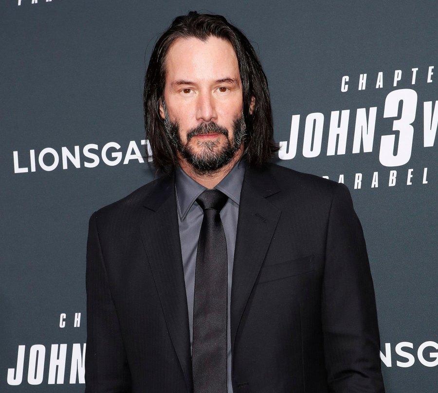 Keanu Reeves Celebrities Who Believe In Aliens