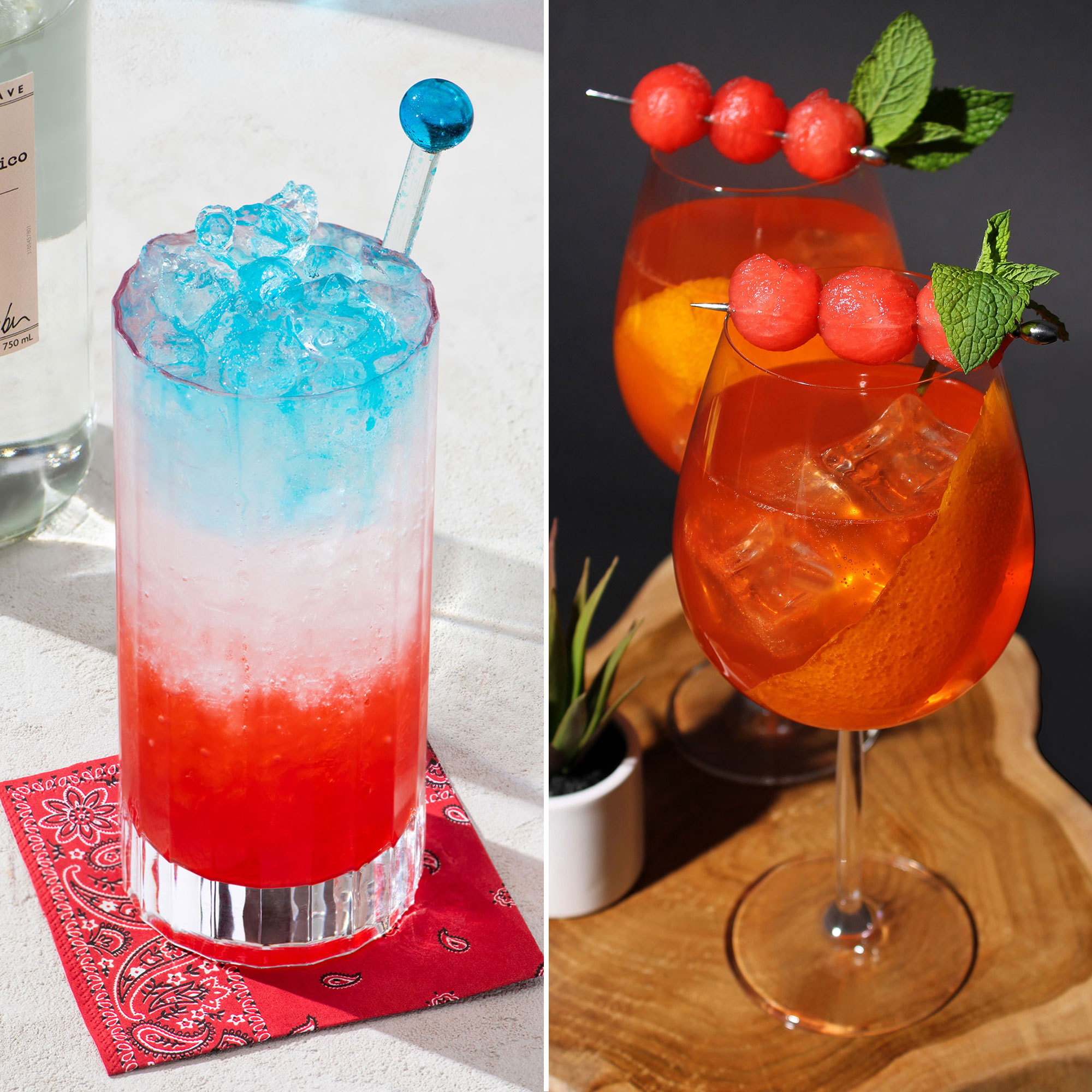 Celebrity Approved Summer Cocktail Recipes Pics