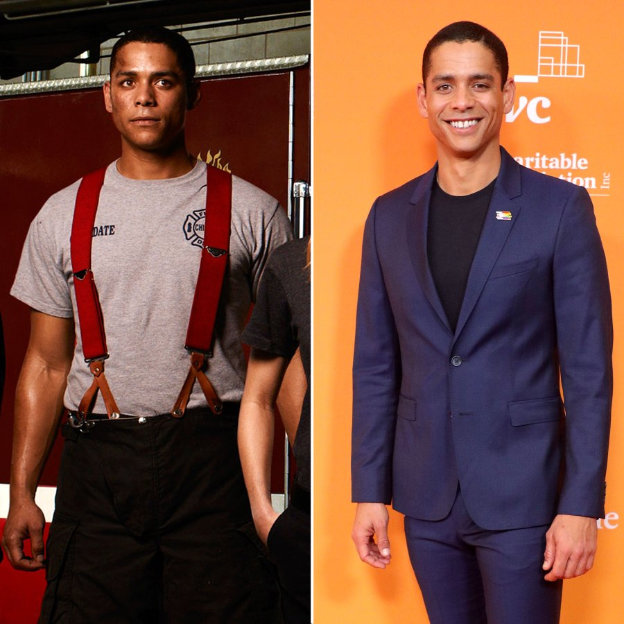 Charlie Barnett One Chicago Where Are They Now