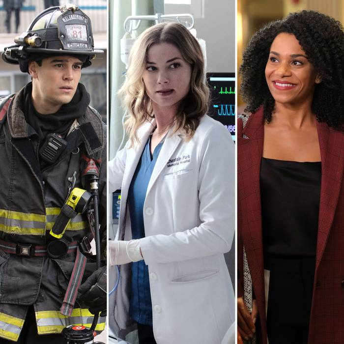 Chicago Fire The Resident Grey's Anatomy First Responder Shows Will Handle the Coronavirus Pandemic