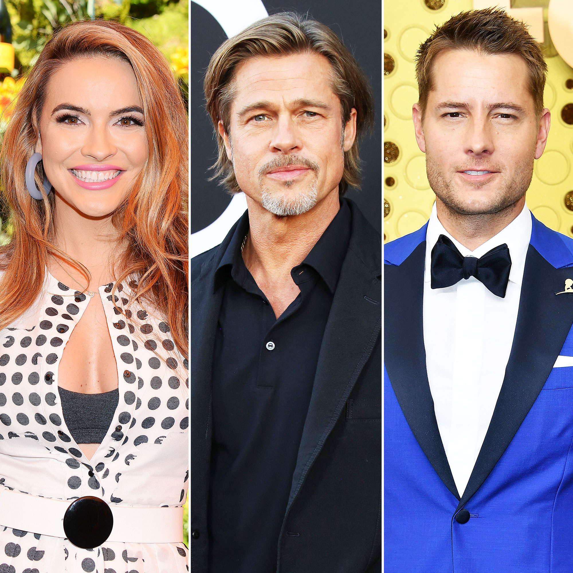 Chrishell Stause Has Her Eyes on Brad Pitt After Splitting From Justin Hartley