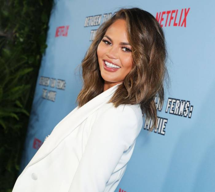 Chrissy Teigen Gets New Piercings After Consulting Twitter Followers: Pic