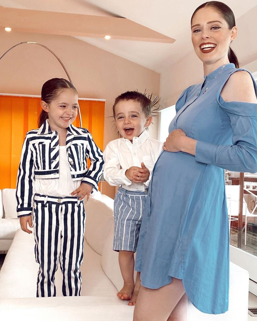 Coco Rocha Is Pregnant Expecting 3rd Child With Husband James Conran