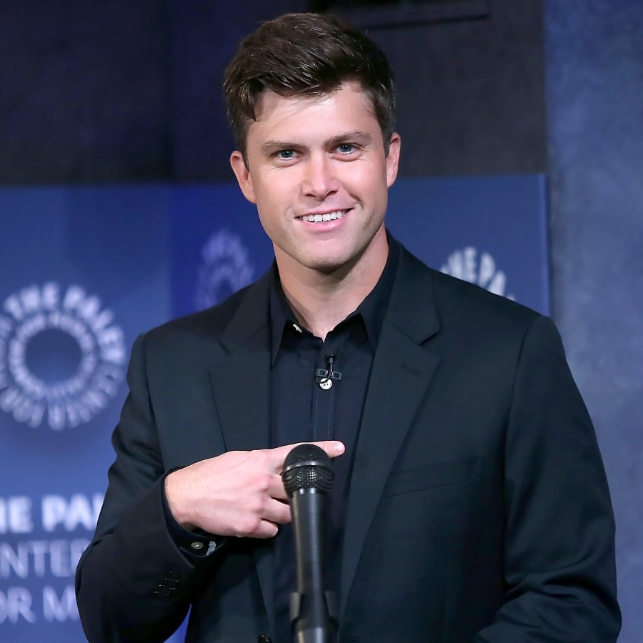 Colin Jost S Book Baby Plans When He Ll Leave Snl More