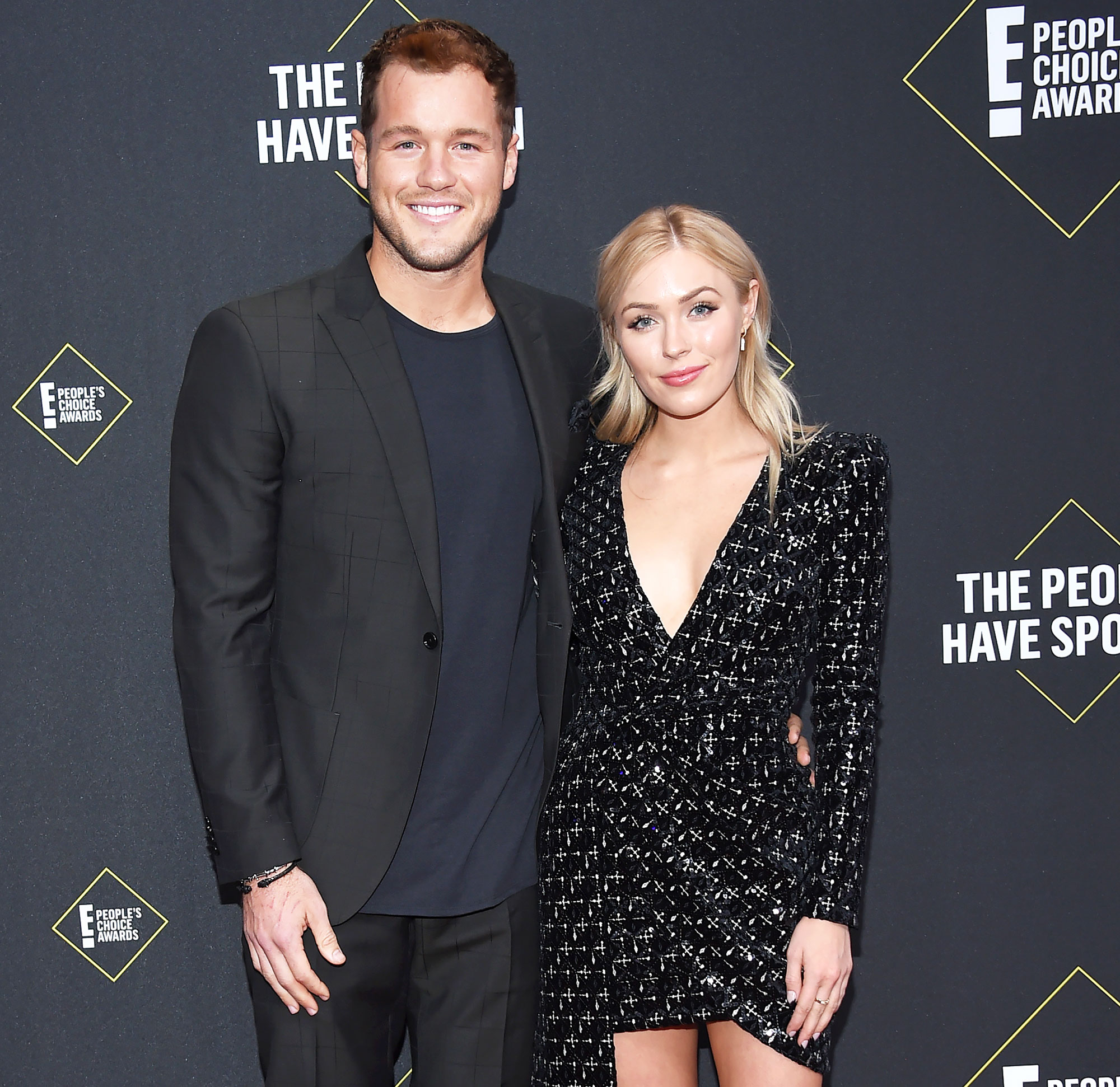Colton Underwood and Cassie Randolph Agreed to Handle Our Split Privately